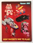 Star Wars 1983 Kenner Toy Catalogue